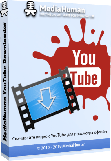 MediaHuman YouTube Downloader 3.9.9.24 (2709)