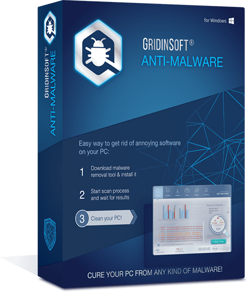 GridinSoft Anti-Malware 4.1.53.4986