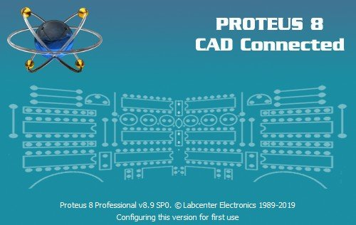 Proteus Professional 8.9 SP0 Build 27865