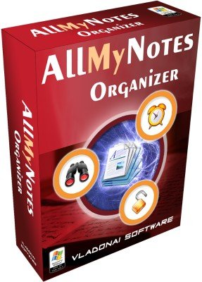 AllMyNotes Organizer Deluxe 3.30 Build 924 + Portable