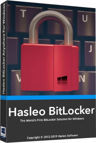 Hasleo BitLocker Anywhere 8.0 Professional / Enterprise / Technician
