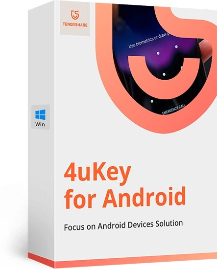 Tenorshare 4uKey for Android 2.1.1.3