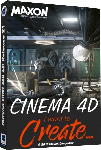 Maxon CINEMA 4D Studio R23.110