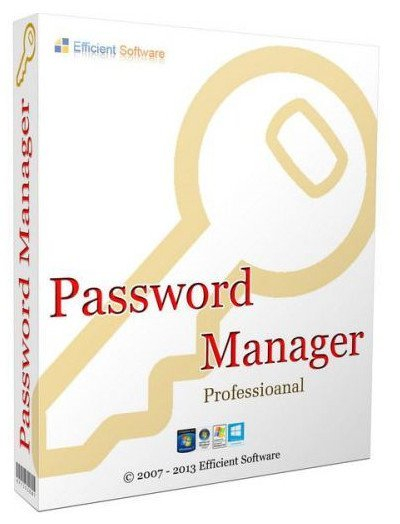 Efficient Password Manager Pro 5.60 Build 555