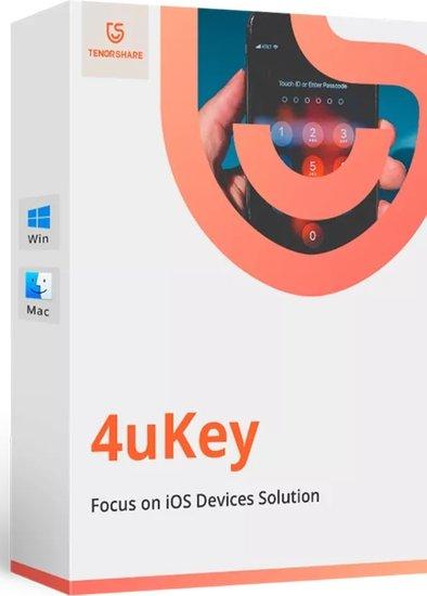 Tenorshare 4uKey 2.1.3.2