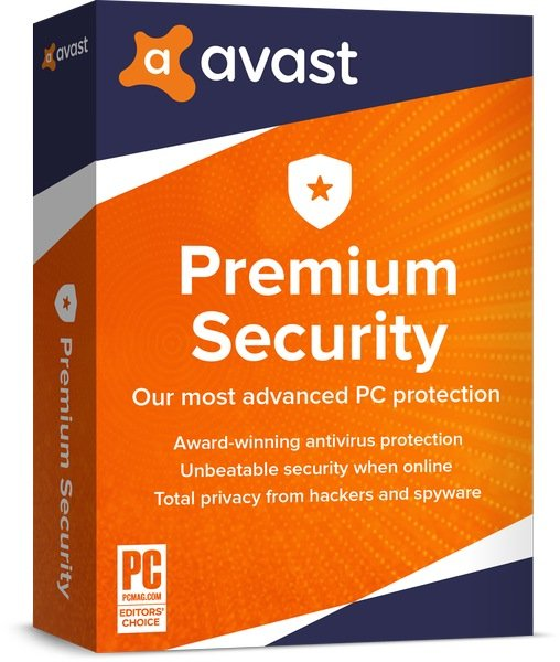 Avast Premium Security 21.2.2455