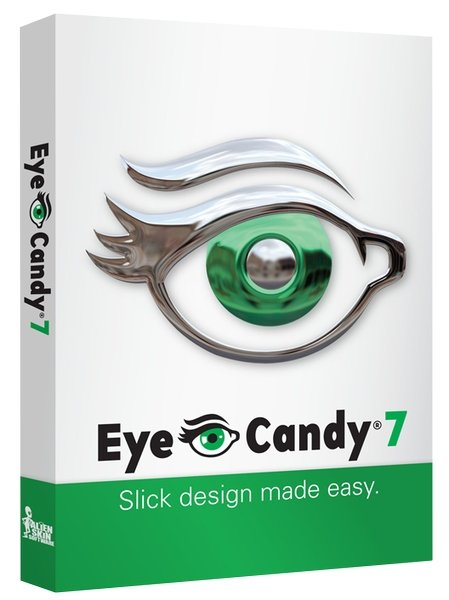 Exposure Software Eye Candy 7.2.3.173