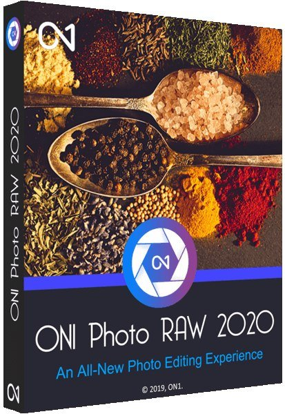 ON1 Photo RAW 2020.5 v14.5.1.9231