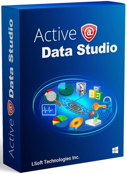 Active Data Studio 17.0.0 + WinPE