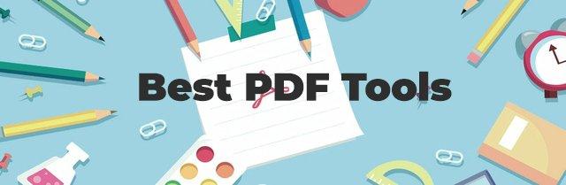 Best PDF Tools 3.5