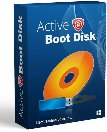 Active Boot Disk 16.0