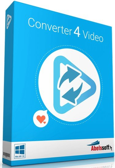 Abelssoft Converter4Video 2021 7.03.16
