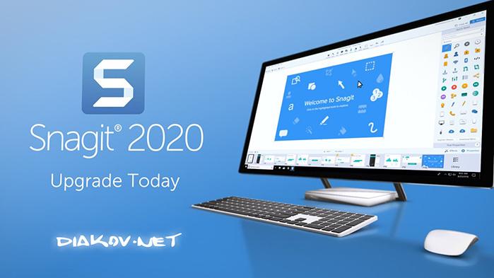 TechSmith SnagIt 2020.1.1 Build 5510