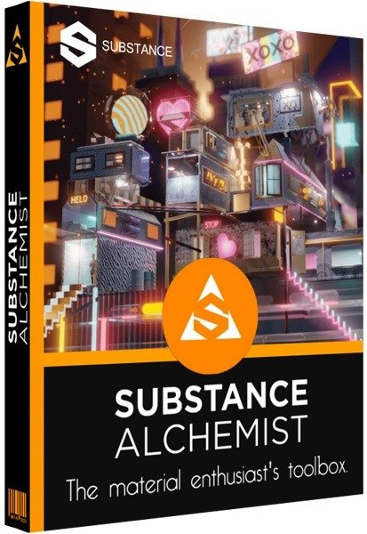 Substance Alchemist 2020.2.1