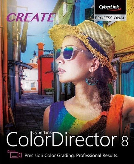 CyberLink ColorDirector Ultra 8.0.2320.0 + Rus