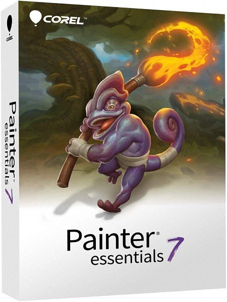 Corel Painter Essentials 7.0.0.86