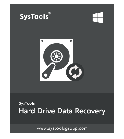 SysTools Hard Drive Data Recovery 16.0.0.0