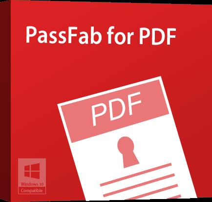 PassFab para PDF 8.2.0.7