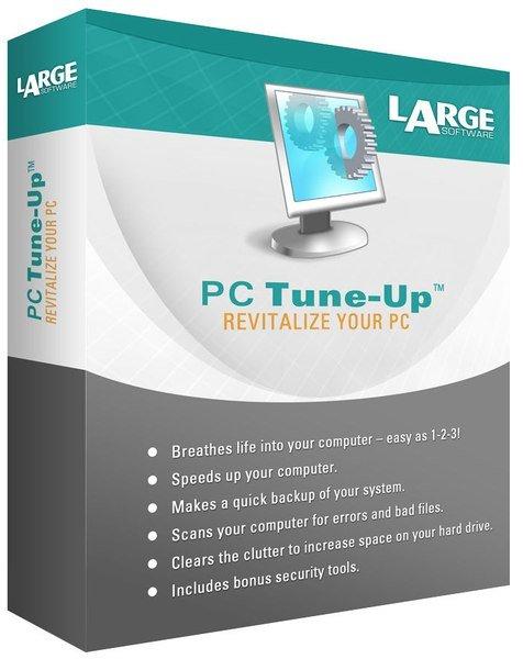 Software grande PC Tune-Up Pro 7.0.0.0