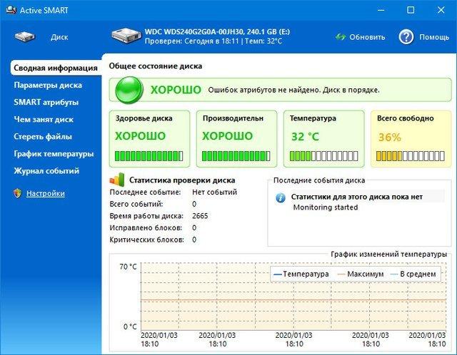 Ariolic ActiveSMART 2.11.0.176