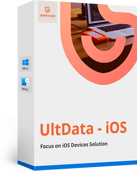 Tenorshare UltData for iOS 8.7.5.6