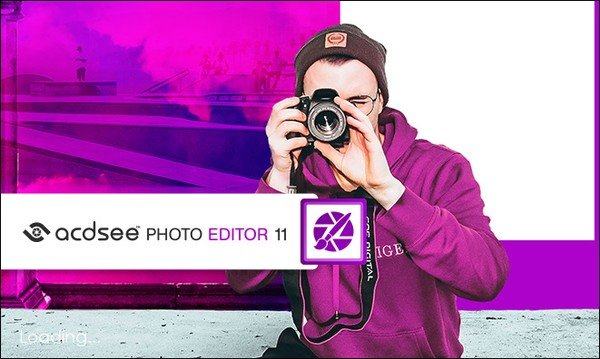 ACDSee Photo Editor 11.1 Build 105