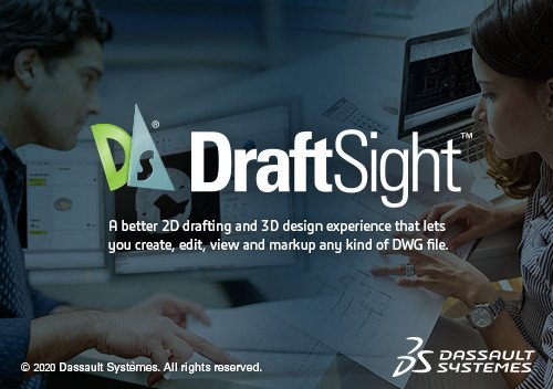 DraftSight Enterprise Plus 2020 SP4
