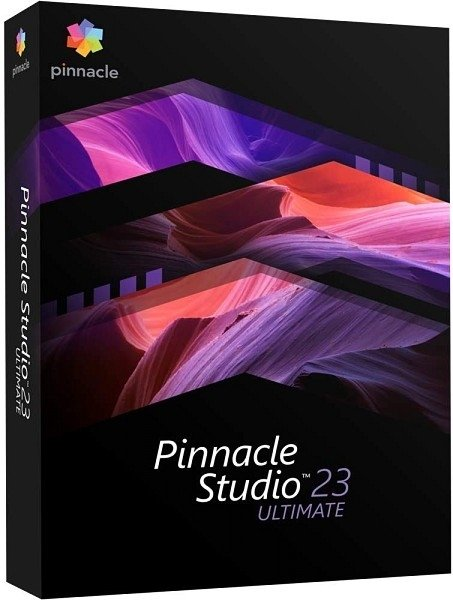 Pinnacle Studio Ultimate 23.2.1.297 + Content + Tool + Plugins