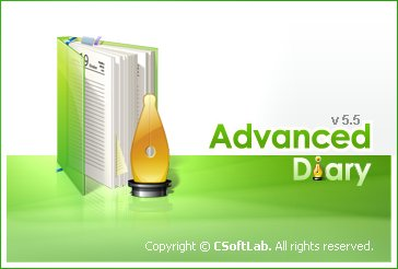CSoftLab Advanced Diary 5.5.1