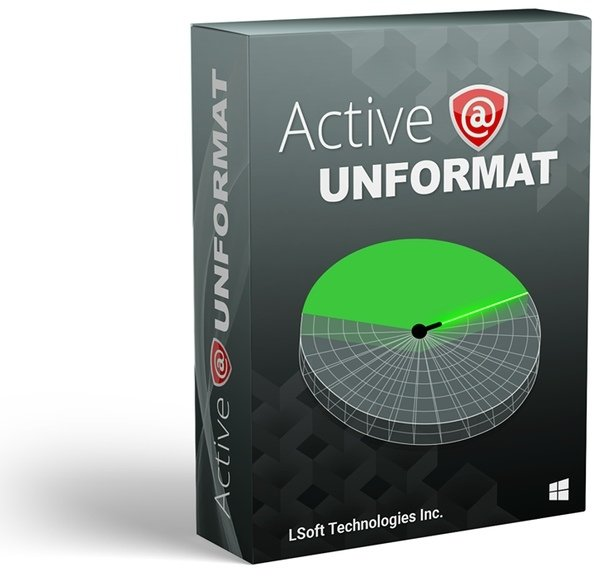 Active UNFORMAT Professional 10.0.1 + WinPE
