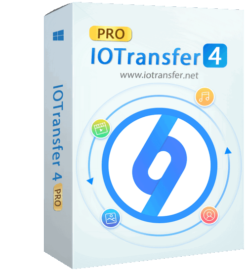 IOTransfer Pro 4.1.1.1547