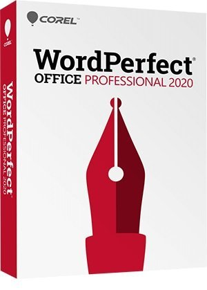 Corel WordPerfect Office Professional 2020 v20.0.0.200