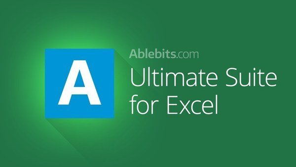 Ablebits Ultimate Suite for Excel Business Edition 2021.1.2562.834