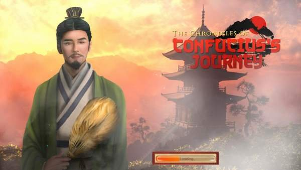 The Chronicles of Confucius Journey (2019)