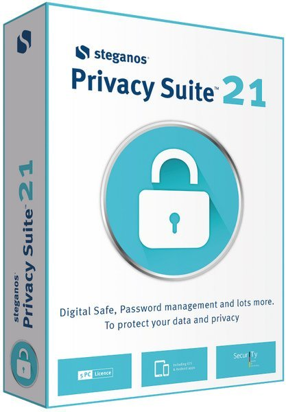 Steganos Privacy Suite 21.0.6 Revision 12622 + Rus