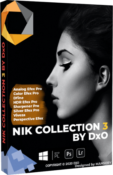 Nik Collection by DxO 3.0.8 + Portable