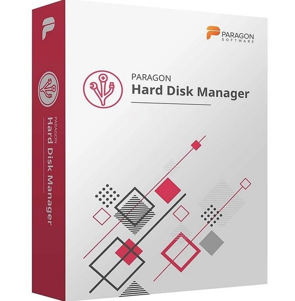 Paragon Hard Disk Manager 17 Business WS 17.16.12 + WinPE