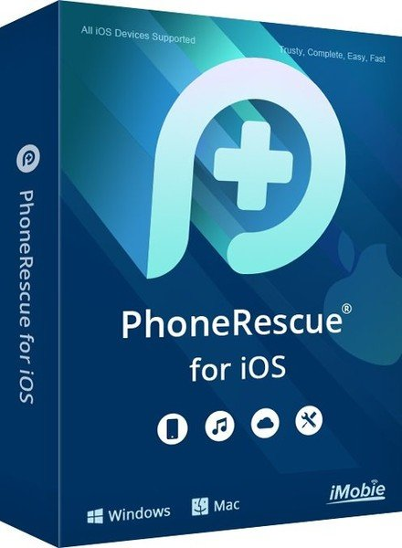 PhoneRescue for iOS 4.1.20210423