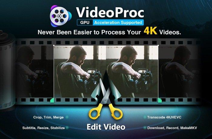 VideoProc 3.9 + Rus
