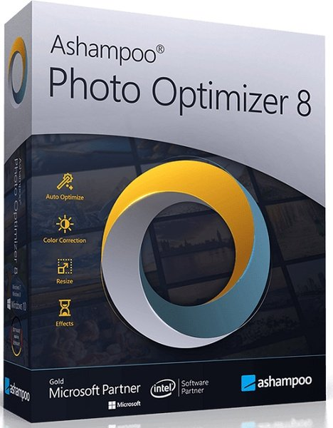 Ashampoo Photo Optimizer 8.2.3