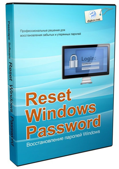 Passcape Reset Windows Password 9.3.0.937 Advanced Edition