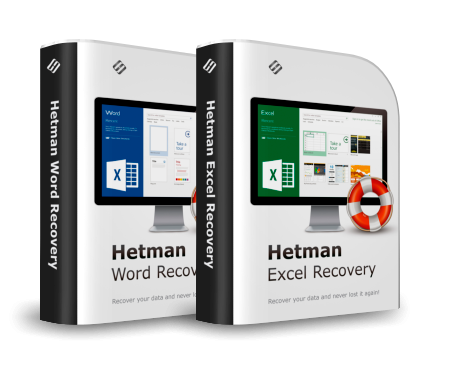 Hetman Word / Excel Recovery 2.9 + Portable