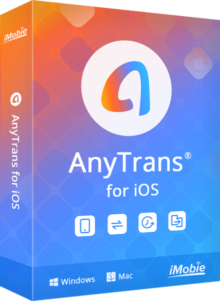 AnyTrans for iOS 8.7.0.20200806