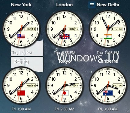 Sharp World Clock 9.0.3