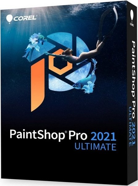 Corel PaintShop Pro 2021 Ultimate 23.0.0.143