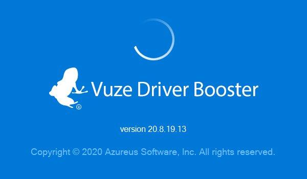 Vuze Driver Booster Pro 20.8.19.18