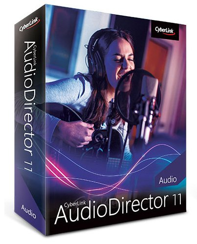 CyberLink AudioDirector Ultra 11.0.2110.0 + Rus