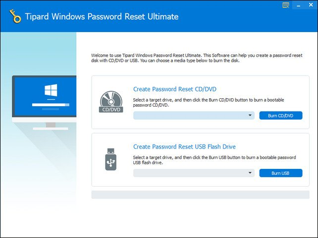 Tipard Windows Password Reset Ultimate 1.0.12 + Portable