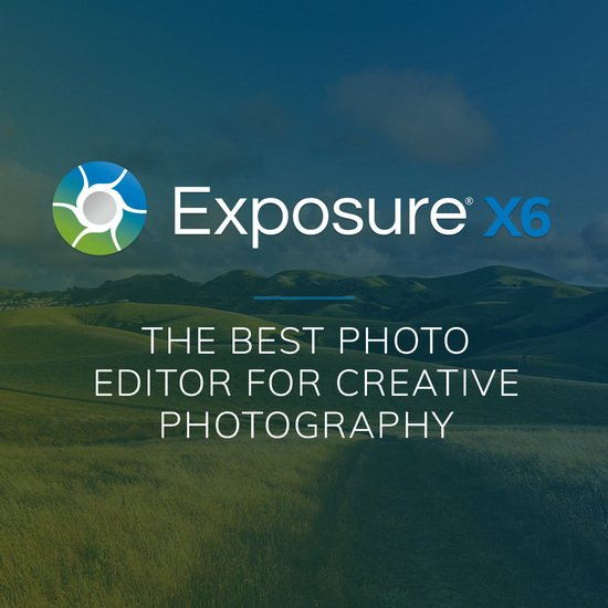 Exposure X6 6.0.0.68 / Bundle 6.0.0.66 + Portable