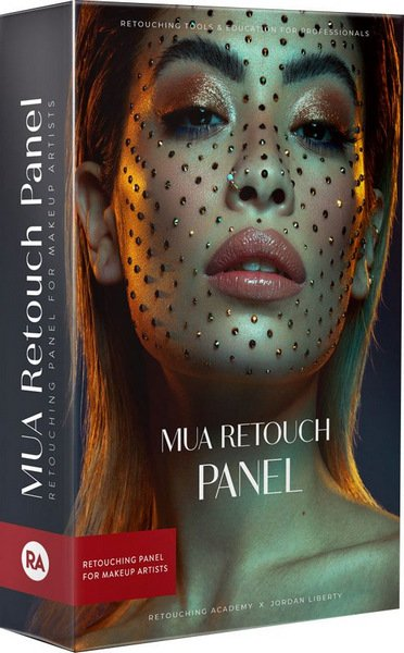 MUA Retouch Panel for Adobe Photoshop 1.0
